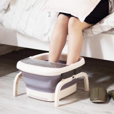 朗欣特 模拟中医按摩的恒温48℃足浴盆 洗脚泡脚
