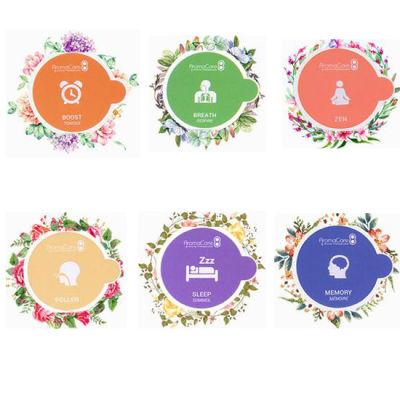 AromaCare法国芳香智能理疗---香薰胶囊(6种功效可选)