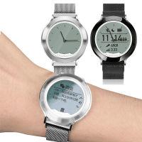 信加M-watch新一代全息透明数显 智能手表(磁吸钢表带)