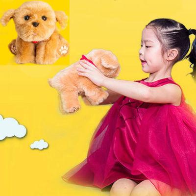 趣巢智能抱抱旺 互动早教玩具狗