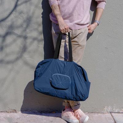 树·折叠系列旅行包 | 轻薄抗皱 防水定染(40L)