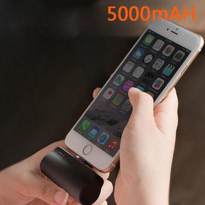 iWALK口袋充电宝(苹果、type-c接口)不用线的迷你移动电源5000mAh