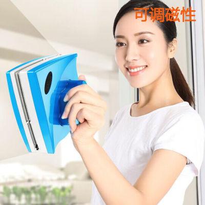益伟(YIWEI) 高端5档调磁款玻璃擦(适合5-25MM厚度玻璃)送96豪华配件礼包 + 价值39元多功能洗漱包