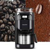 英国摩飞MORPHY RICHARDS全自动磨豆咖啡机(