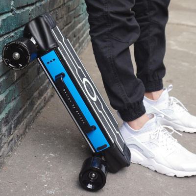香港ZETAZS 新概念便携电动滑板(KNIGHT)