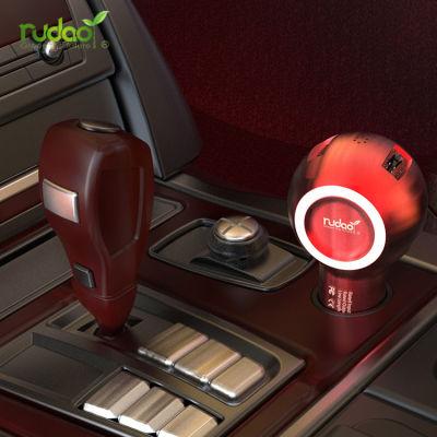 儒道Rudaor金刚球小萌智能车载多功能充电器 安全锤(送纽曼数据充电线)