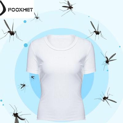 风谜Fooxmet天然植物精粹 黑科技防蚊T恤(送即插即用的手机风扇)