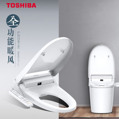 TOSHIBA东芝 独立暖风吹拂加热冲洗静音智能马桶盖