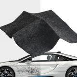 台湾树多精XG汽车防水珠 划痕修复布 去痕去污布(送擦车