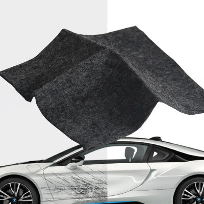 台湾树多精XG汽车防水珠 划痕修复布 去痕去污布-3条装(送擦车布一条)