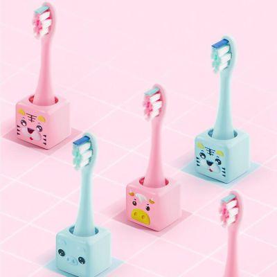 爱牙儿童超声波电动牙刷 (送四个动物刷头)