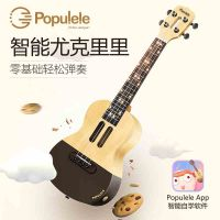 populele 智能尤克里里 APP教学 乌克丽丽小吉他私教