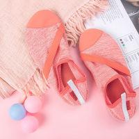 【海外爆款 颠覆出行】美国FITKICKS 赤足呼吸鞋—女士高级款(鞋垫可拆