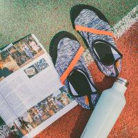 【海外爆款 颠覆出行】美国FITKICKS 赤足呼吸鞋 超轻弹力鞋——(男士特