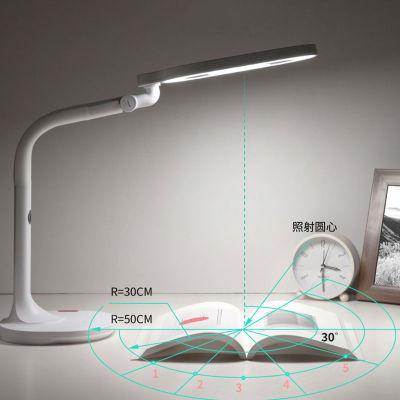汉王 智能无频闪减蓝光led护眼灯C3(高端升级款,含环境光功能,增加12颗灯珠)