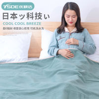 【2019年第三代新品】优顺达 日本碳纤维 远红外光波加热毯( 双人毯-1.8