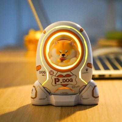 【圣誕新年創意禮品】P.Dog萌寵狗 太空艙充電寶 移動電源10000mAh(基礎版)