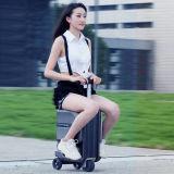 爱尔威SE3mini电动智能骑行行李箱20寸登机箱(智慧
