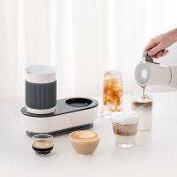 七次方7warmpro意式胶囊咖啡机 花式奶咖一体机(送7颗精粹蓝山咖啡胶囊