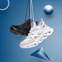 VOBO黑科技冰丝凉感镂空底高弹运动鞋 透气头层皮凉鞋(情侣款)