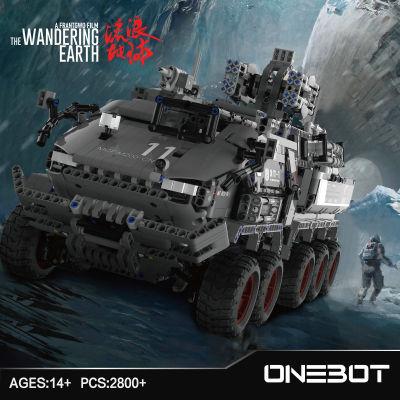 小米出品:ONEBOT流浪地球CN171运兵车