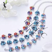 【Yousoo】施华洛世奇元素七彩水晶手链
