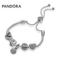 Pandora潘多拉璀璨人生xoxo爱心手链套装ZT0518