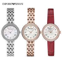 Armani阿玛尼佟丽娅明星同款Rosa甜甜圈个性时尚女士腕表