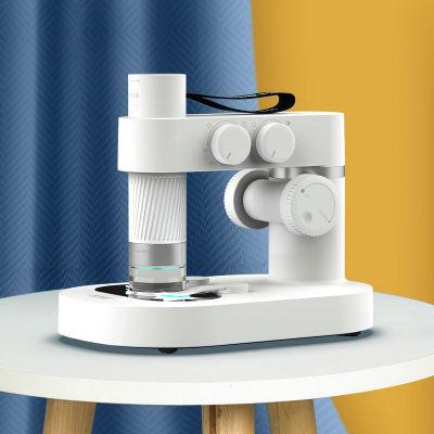 当当狸智能显微镜套装(含儿童科普绘本、观察册、生物标本、全套工具包等)再送168元美国进口柠檬榨汁杯