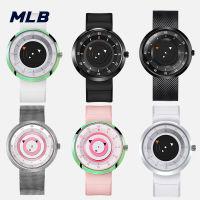MLB美职棒时尚创意概念款无指针手表NY002